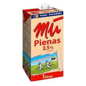 Natūralus pienas MŪ