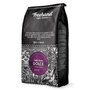 Kavos pupelės Freehand Dolce