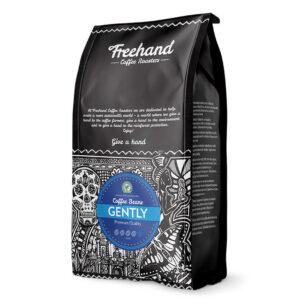 Kavos pupelės Freehand Gently