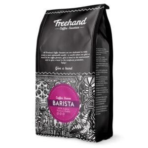 Kavos pupelės Freehand Fairtrade Barista
