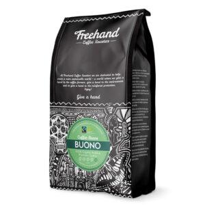 Kavos pupelės Freehand Fairtrade Organic Buono