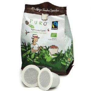 Nespresso kapsulės Puro Fairtrade Tundra