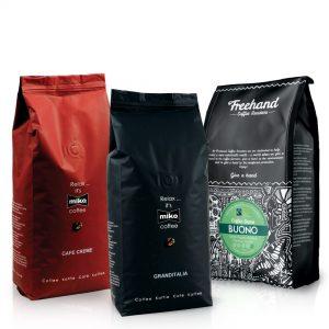 Miko ir Freehand kavos rinkinys