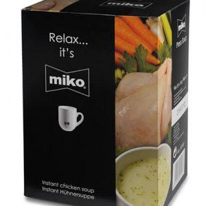 Pienas, sausas pienas, tirpios sriubos