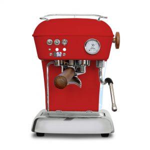 Pusiau automatinis kavos aparatas Ascaso Dream PID Love Red