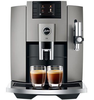 Kavos aparato Jura E8 nuoma